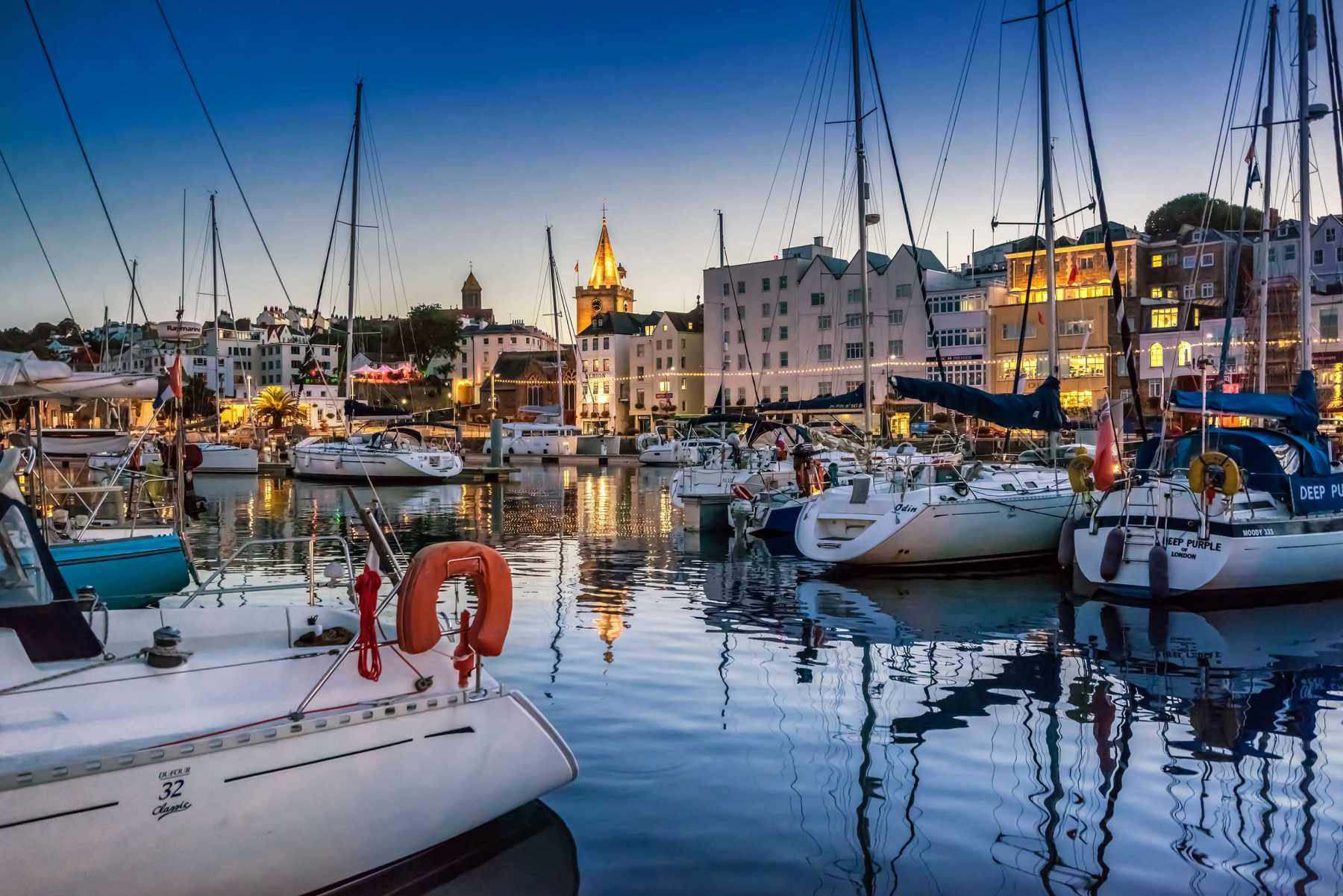Guernsey - a Tax Advisor's perspective - guernsey tax