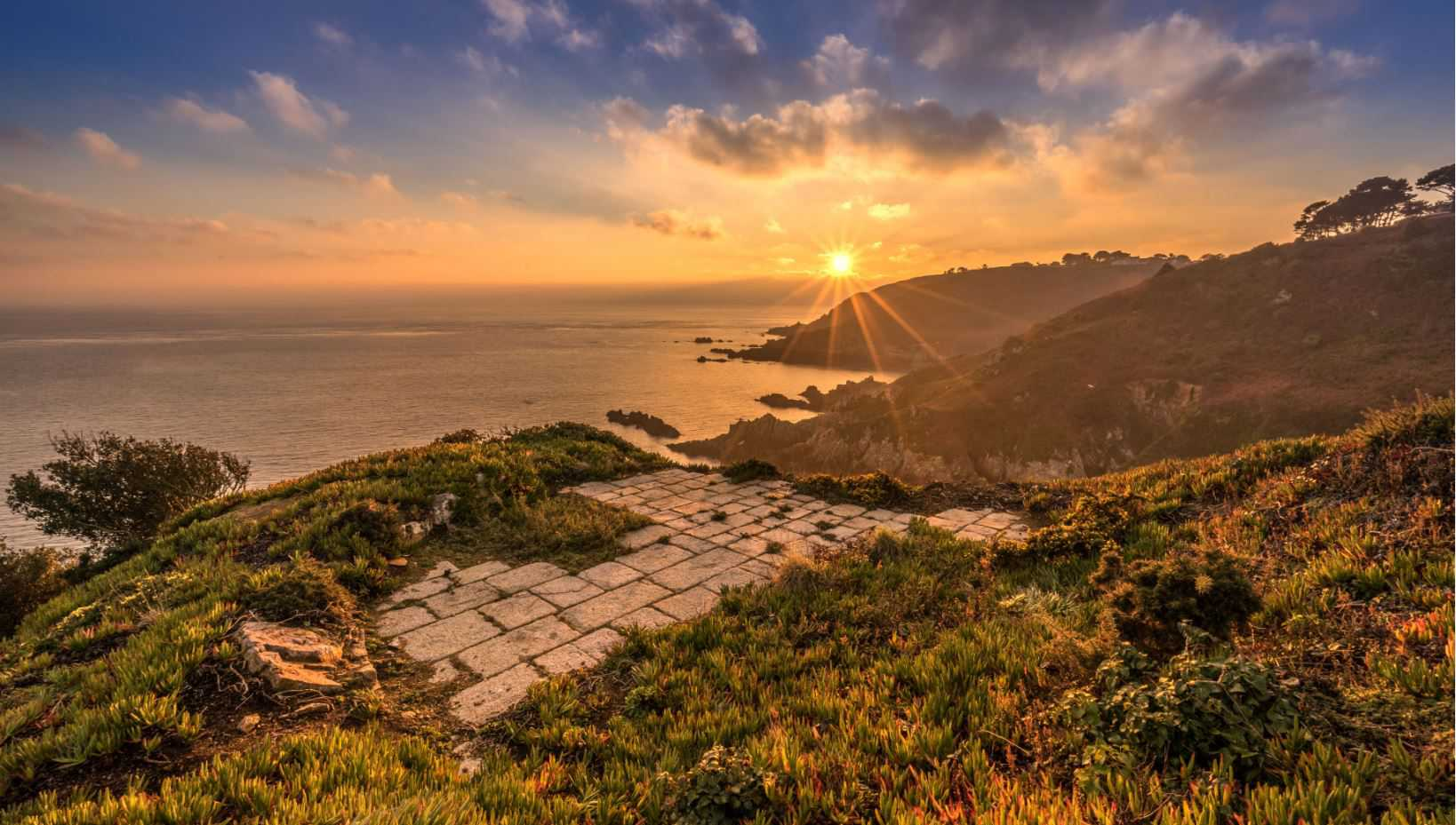 Living in Guernsey, finding a balance and a property