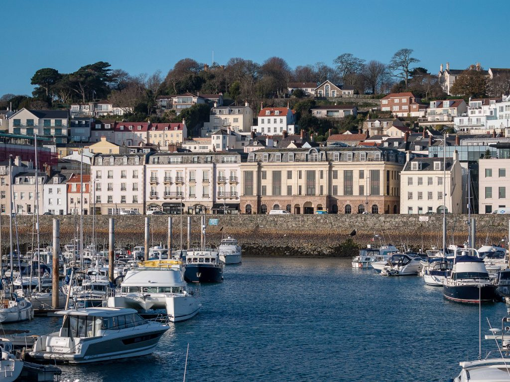 Developing property in Guernsey