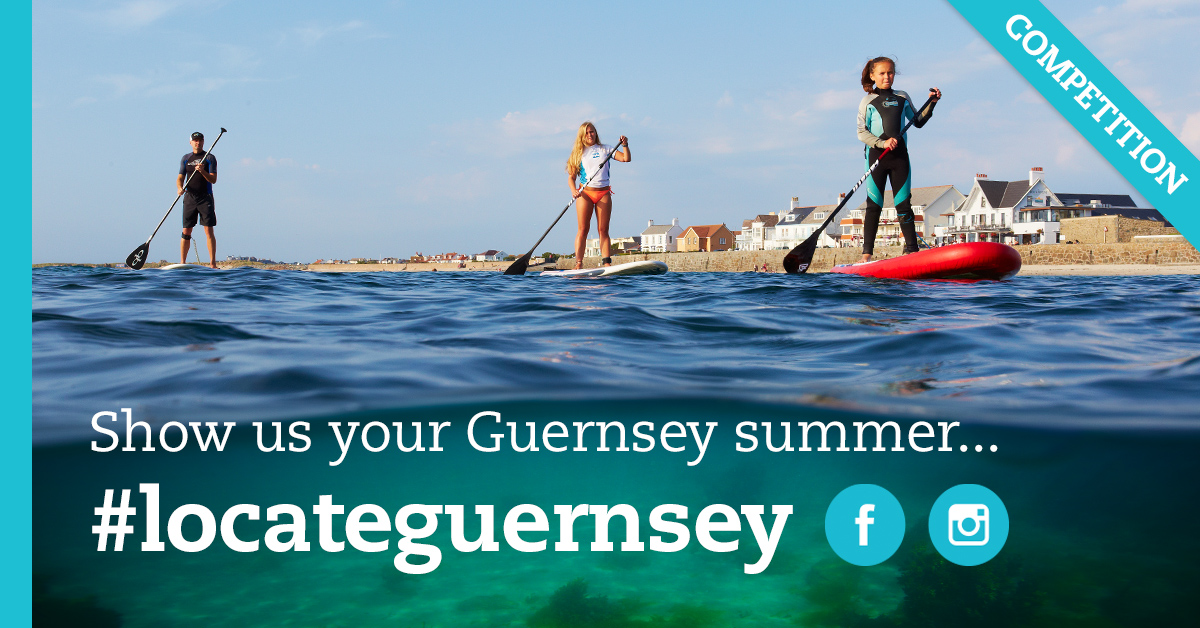 Locate Guernsey Instagram Competition