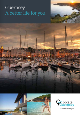 View the latest Locate Guernsey Brochure
